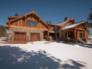 Schultz Custom Luxury Mountain Extra Deep Garage
