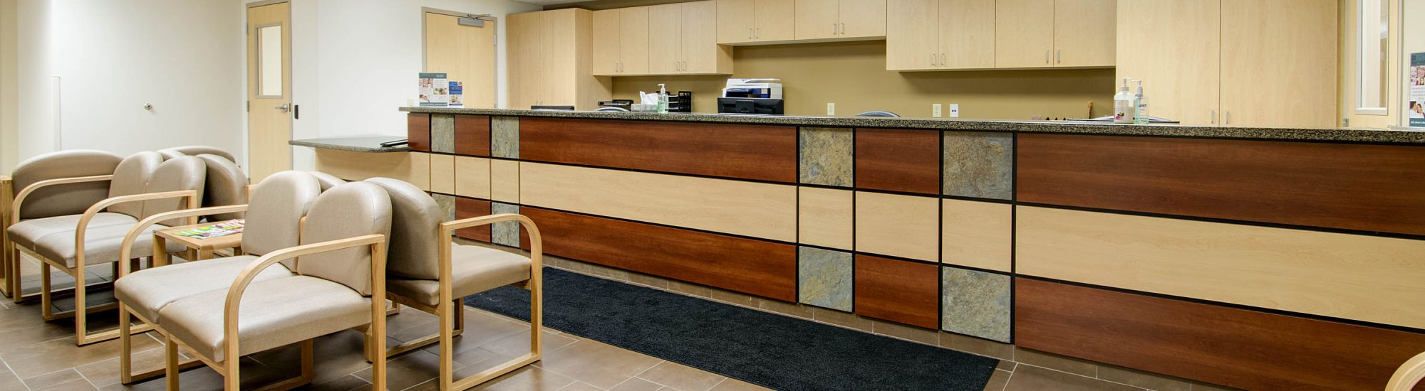 Fort Collins Salud lobby