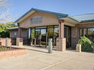 Brighton Salud Women's Clinic Remodel front entry