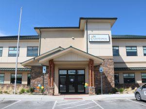 Fort Morgan Centennial Mental Health Clinic Front Exterior