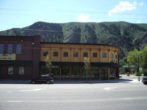 Big Wood 4 Cinema Theater - TW Beck Architects