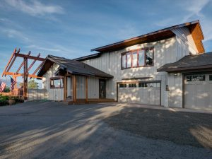 Beck Residence Remodel and Addition - TW Beck Architects