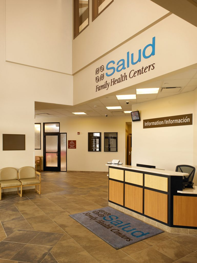 Commerce City Salud Health Center T W Beck Architects