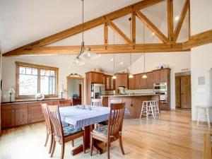 Bryson Residence - interior