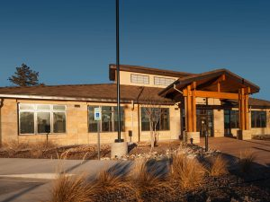Fort Morgan Federal Credit Union - TW Beck Architects