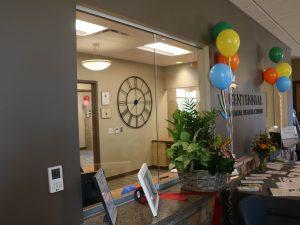 Fort Morgan Centennial Mental Health Clinic Lobby
