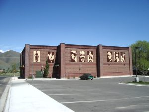 Big Wood 4 Cinema Theater exterior