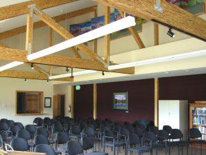 Estes Park Historical Museum - conference room