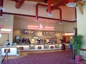 Big Wood 4 Cinema Theater lobby