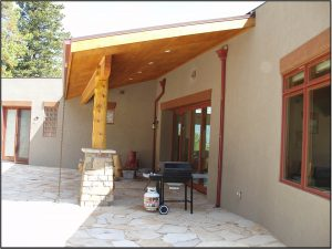 Krumme Residence Mountain Territorial Style