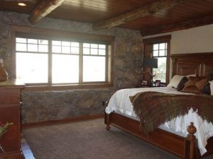 Schultz Custom Luxury Mountain Master Bedroom