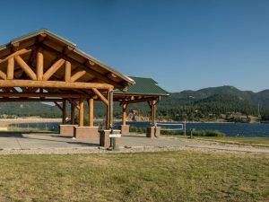Lake Estes Marina Shelter - TW Beck Architects