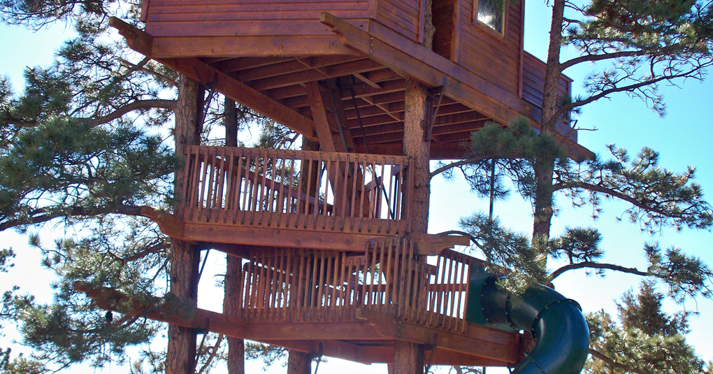 Sherman Treehouse