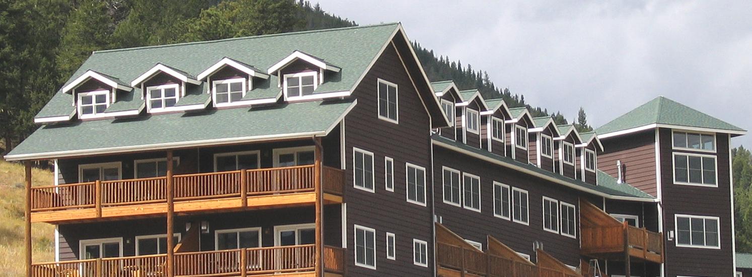 Historic Mary's Lake Lodge Restoration