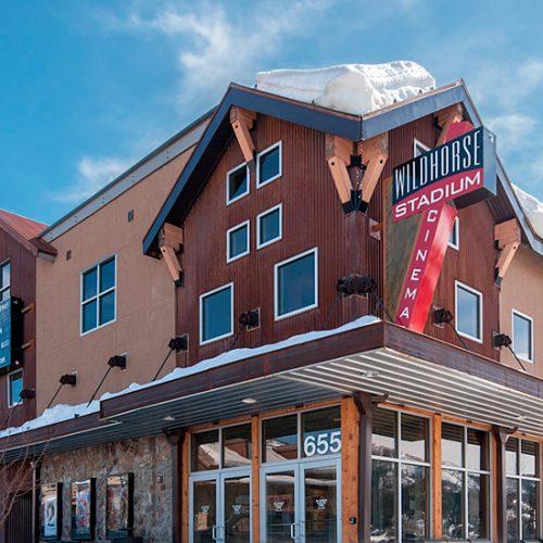 Wildhorse Stadium Cinema Steamboat Springs