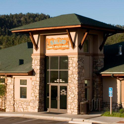 Estes Park Salud Family Health exterior