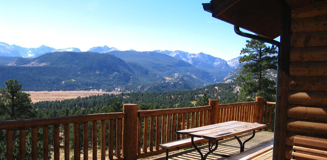 Six Residence Vista of Rocky Mountains