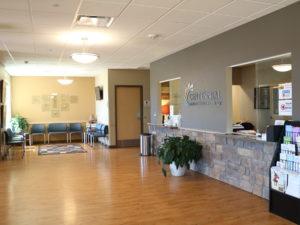 Fort Morgan Centennial Mental Health Main Floor Lobby