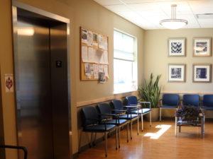 Fort Morgan Centennial Mental Health 2nd Floor Lobby