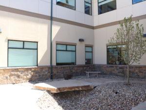 Fort Morgan Centennial Mental Health Zen Garden