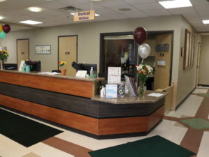 Salud Family Medical Center Remodeled Reception